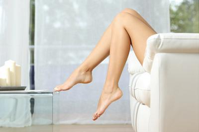 Как избавиться от сосудистых звездочек на ногах?